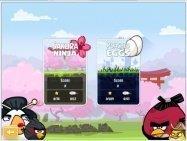 「Angry Birds×フジテレビ」が開設、新エピソード「サクラ・ニンジャ」を公開中