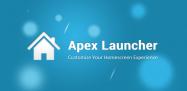 「Apex Launcher」がアップデート、ジェスチャー機能の強化など