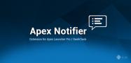 「Apex Launcher」がメジャーアップデート、拡張アプリ「Apex Notifier」もリリース