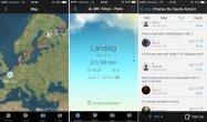 App in the Air:フライトの運行状況を専属ガイドのようにサポート、Wi-Fiスポットなど世界中の空港で役立つ口コミも満載のアプリ