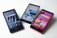 ライトユーザー向けのコンパクトなスマートフォン、ドコモ「AQUOS EVER SH-04G」