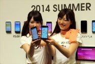 au 2014年夏モデル スマートフォン 特徴・スペックまとめ #Android