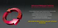 「Advanced Wallpaper Switcher」壁紙を最小10秒の間隔で自動切替してくれる無料アプリ #Android