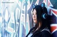 猫耳ヘッドフォン「Axent Wear」、まもなくKickstarterで出資募集へ