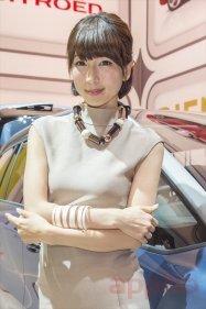コンパニオン写真ギャラリー 2:東京モーターショー2015