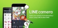 「LINE camera」がアップデート、スタンプやフィルタなどデコ素材の追加、撮影機能の改善など