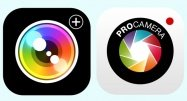 iPhoneカメラアプリ比較:Camera+ vs ProCamera 8