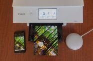 Canonのプリンター「PIXUS TS8230」レビュー スマホと連携でカンタン印刷、スマートスピーカーによる音声操作にも対応