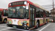 車内でスマホを充電できる「電源バス」が運行開始、Wi-Fiも使える一般路線バス