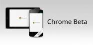 「Chrome Beta for Android」が公開、安定版と併用可能で一足早く新機能を試せる