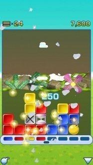 ゲーム「COLLAPSE!」さくさく楽しめる定番落ち物パズル #Android