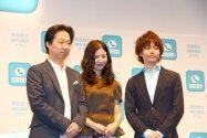 DeNAが無料通話・メッセージアプリ「comm」のCM発表会を開催、吉高由里子を起用し本格アピール開始