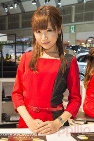 コンパニオン写真ギャラリー 5:東京モーターショー2015