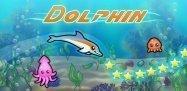 ゲーム「Dolphin」 イルカが大海原をジャンプ!夏らしい爽やかな世界観が魅力のスイミングアクション #Android
