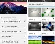 500種類を超える、Androidやメーカーの標準壁紙コレクション「DroidPack Wallpapers」  すべてDL可能
