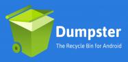 アプリ「Dumpster - Recycle Bin」ファイル復元機能をもつ「ごみ箱」を設置できる #Android