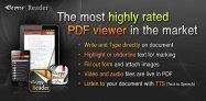 アプリ「ezPDF Reader」軽快かつ高機能なPDFビューアー #Android