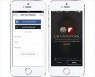 Facebook、個人情報を提供せず他アプリに匿名ソーシャルログインできる機能