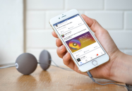 Facebookアプリ、楽曲をフィード上に共有し直接再生できる新機能 Apple Musicなどに対応