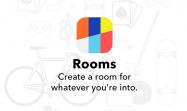 実名主義のFacebook、匿名チャットアプリ「Rooms」をリリース