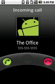 アプリ「Fake-A-Call Free」偽着信で退屈な飲み会から脱出できる #Android