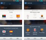 FIFA公式アプリの情報量がスゴい、日本代表からバルサの試合まで幅広くカバー