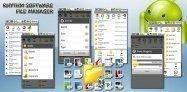 アプリ「ファイルマネージャ」軽快かつ多機能なファイル管理系アプリ #Android