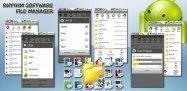 「ファイルマネージャ」がアップデート、DropboxやSkyDriveなどクラウドストレージをサポートして便利に #Android
