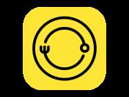 Foodie:料理をおいしく撮るカメラアプリ、真上撮りサポートや多彩なフィルタを搭載