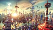 「昭和世代が子ども時代に空想した未来って、こんな感じだったよね」と思わせられる3Dアニメ『FUTURAMA 3D』