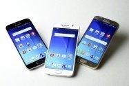 薄型スリムで高性能なフラッグシップ、ドコモ「Galaxy S6 SC-05G」