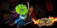 ゲーム「ジェスチャー侍」ジェスチャーを入力して敵を倒せ #Android