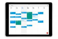 ようやく「Googleカレンダー」アプリがiPad向けに最適化