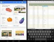 Google、iOS/Android向けオフィス文書アプリ「ドキュメント」「スプレッドシート」をリリース
