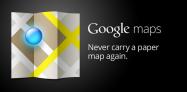 アプリ「Google maps」もうスマホユーザは道に迷わない #Android