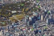 Googleマップの箱庭感が楽しすぎ、 東京を3D表示でグリグリ回転させる方法