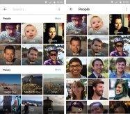 Googleフォト、写っている人物ごとに写真を自動で分類する顔認識機能が追加 名前での検索も