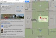 Googleマップ、黒人蔑称で検索するとホワイトハウスが表示