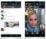 Google+のアプリがアップデート、メッセンジャーからビデオ通話可能に