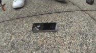 iPhone4S対Galaxy S2 落下試験対決の勝者は