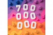 インスタグラム、月間利用者数(MAU)が7億人を超える ストーリーやダイレクト機能などで加速