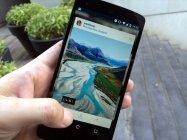 インスタグラム、Android版でも「3D Touch」風の機能が使えるように