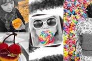 モノクロ/カラー加工でアート感をプラス、おしゃれインスタグラマーにおすすめ「Colorful」