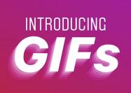 インスタグラム、ダイレクトメッセージでGIFアニメの送信が可能に