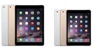ドコモ・au・ソフトバンク、「iPad Air 2」「iPad mini 3」を10月下旬より発売