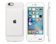 アップル、iPhone 6s/6向け純正バッテリー搭載ケースを発売 価格は1万1800円