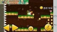 障害物を避けてコインを集めるゲーム「ジャンプでコイン」 #Android #iPhone