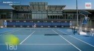 """""""世界最速""""サーブを体感、スマホで打ち返すアプリ登場―全豪オープンテニス"""