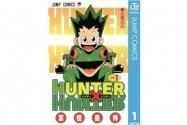 Kindleで「HUNTER×HUNTER」発売開始、第1巻から第30巻まで一挙リリース