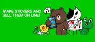 スタンプのトレンドを発信、LINEクリエイターズマーケットの公式アカウントやFacebookページ、Twitterが開設